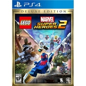 Lego Marvel Superheroes 2 Deluxe Edition PS4 Game