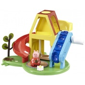 Peppa Pig Weebles Wind and Wobble Deluxe Playhouse