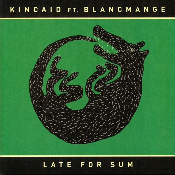 Kincaid Ft. Blancmange ‎- Late For Sum Vinyl