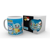 Pokemon Water Partners Mug