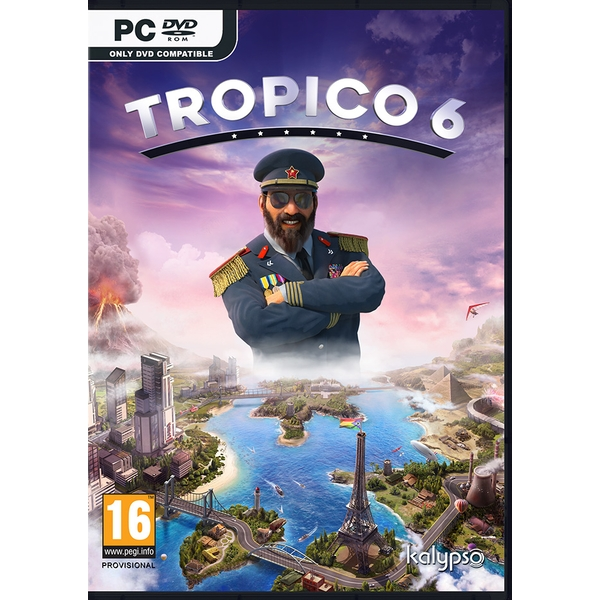 Tropico 6 PC Game