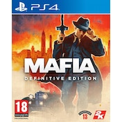 Mafia Definitive Edition PS4 Game