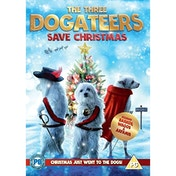 The Three Dogateers Save Christmas DVD