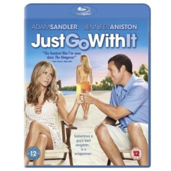 Just Go With It Blu-Ray