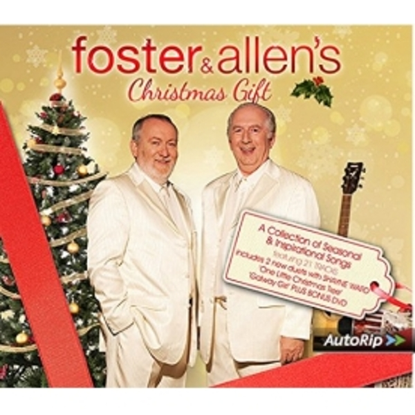 Foster & Allen - Christmas Gift CD