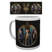 Fantastic Beasts 2 - Trio Mug