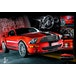 Easton Red Mustang GT500 Maxi Poster - Image 2