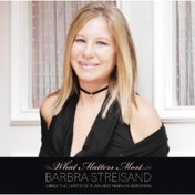Barbara Streisand What Matters Most CD