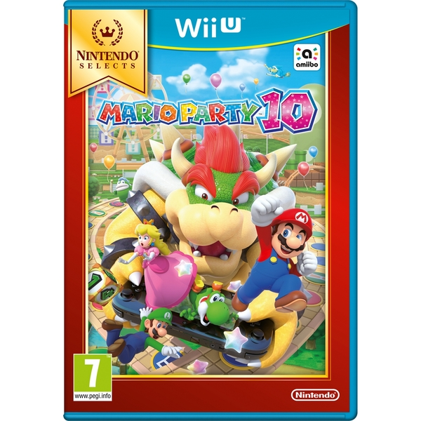 Mario Party 10 Wii U Game (Selects) - Image 1