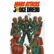 Mars Attacks Judge Dredd