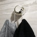 Suction Cup Double Hook Robe Holder | M&W - Image 2