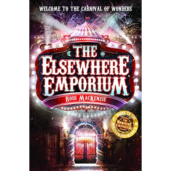 The Elsewhere Emporium  Paperback / softback 2018