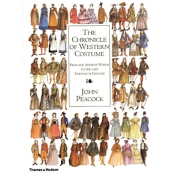The Chronicle of Western Costume : From the Ancient World to the Late Twentieth Century