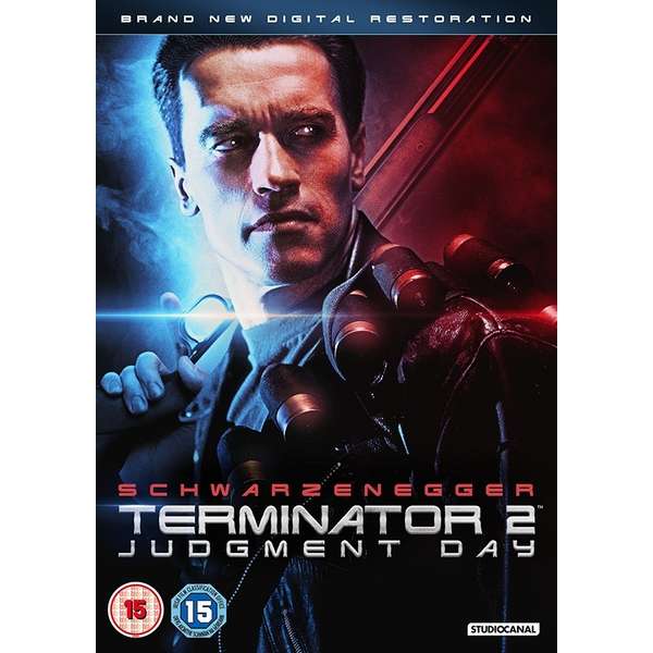 Terminator 2: Judgment Day (Remastered Edition) DVD