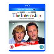 Internship Blu-ray adn UV Copy