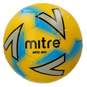 Mitre Impel Max Training Ball Yellow Size 4