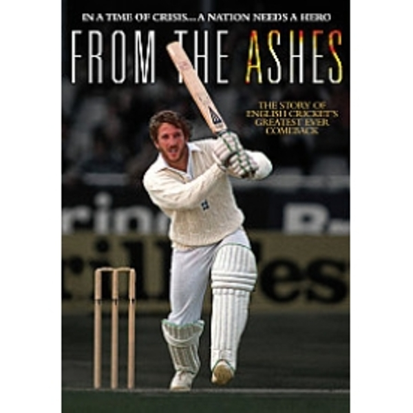 From The Ashes DVD