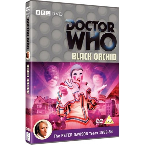 Doctor Who - Black Orchid DVD