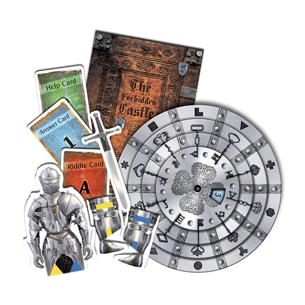 Exit: The Forbidden Castle Board Game - Image 4