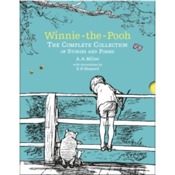Winnie-the-Pooh: The Complete Collection of Stories and Poems : Hardback Slipcase Volume