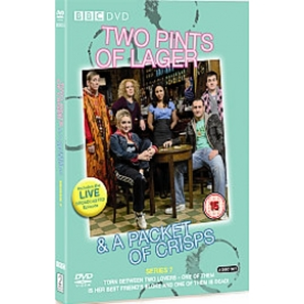 Two Pints Of Lager And A Packet Of Crisps - Complete Series 7