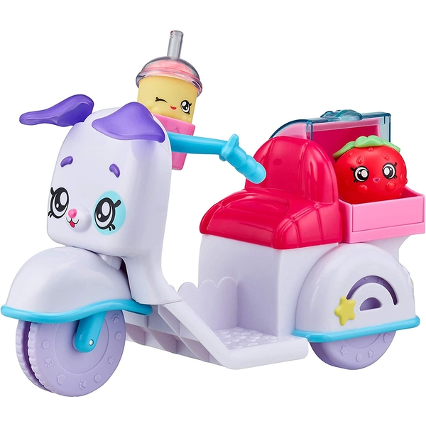 Kindi Kids Fun Delivery Scooter Figure