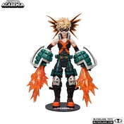 Bakugo (My Hero Academia) 7 Inch McFarlane Action Figure