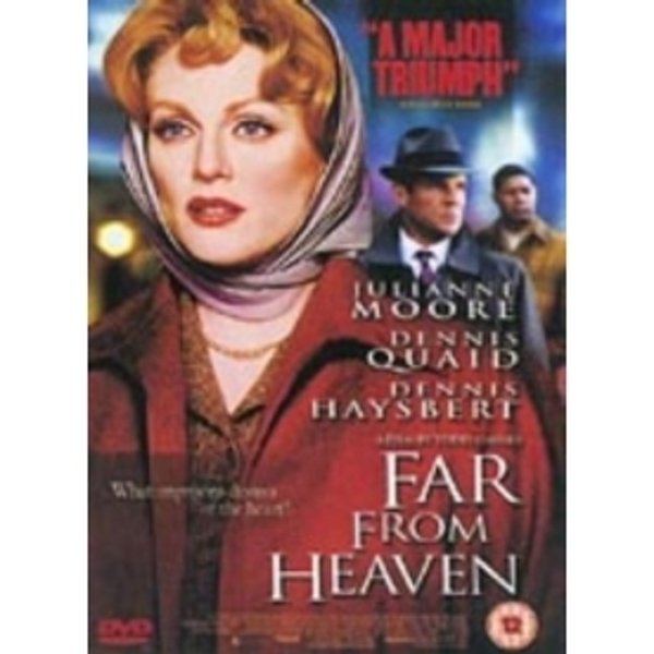 Far from Heaven DVD