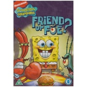Spongebob Squarepants Friend Or Foe DVD