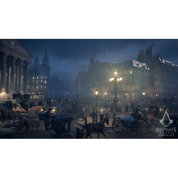 Assassin's Creed Syndicate Special Edition PC Game - Image 4
