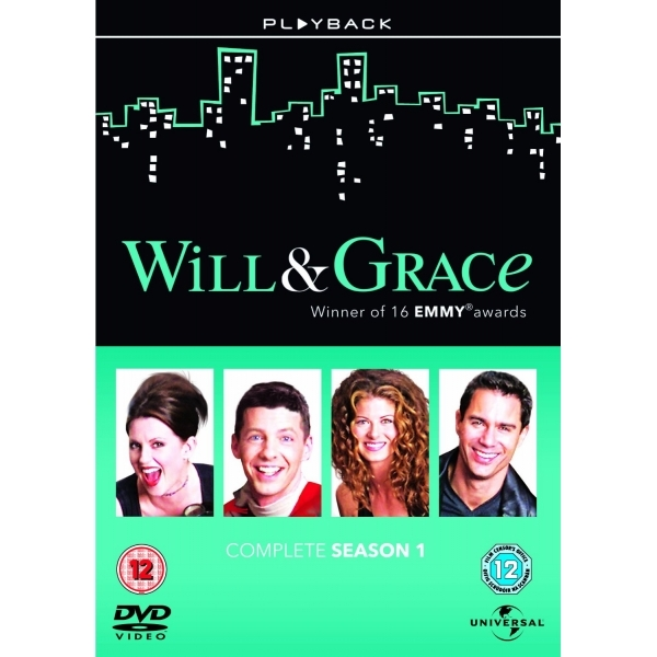 Will And Grace: Series 1 Box Set DVD