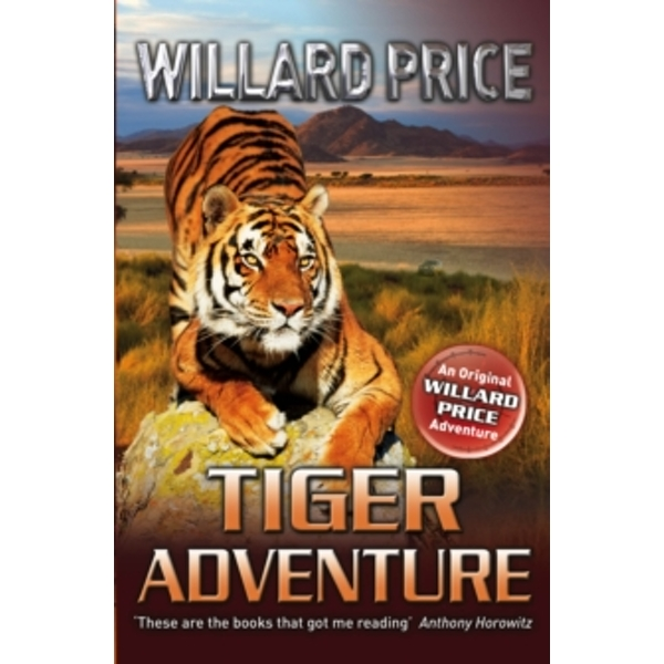 Tiger Adventure by Willard Price (Paperback, 1993)