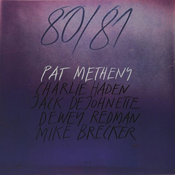 Pat Metheny - 80/81 Vinyl