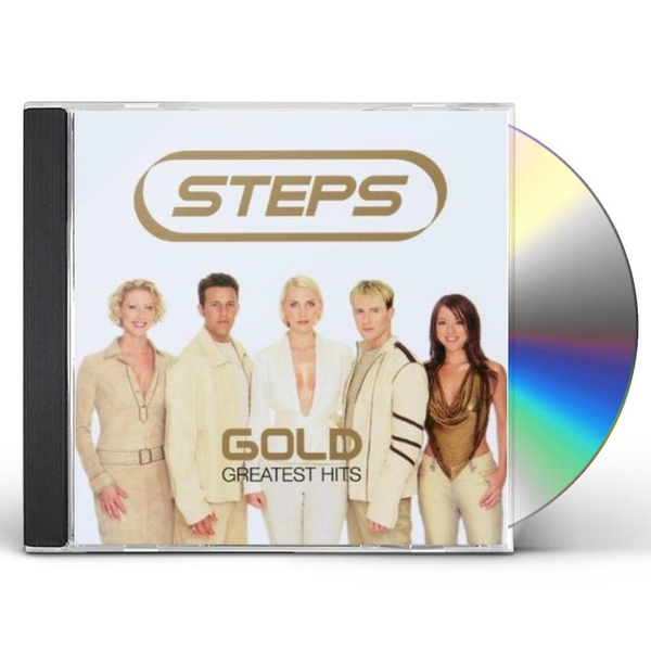 Steps - Gold: Greatest Hits CD
