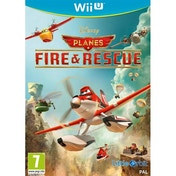 Disney Planes Fire and Rescue Wii U Game