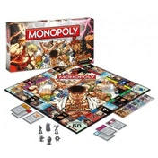 Street Fighter Monopoly Board Game