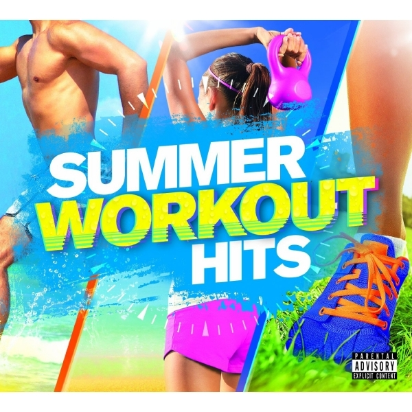 Summer Workout Hits CD