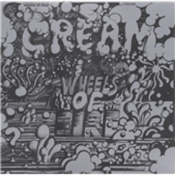 Cream Wheels Of Fire CD