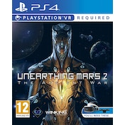 Unearthing Mars 2 The Ancient War PS4 Game (PSVR Required)