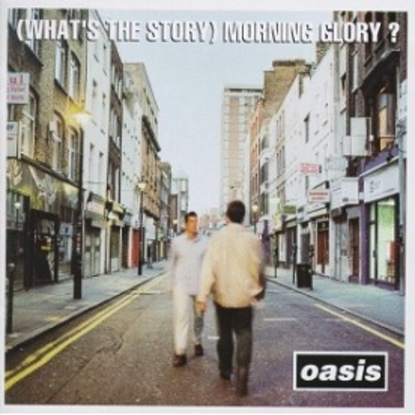 Oasis - Whats the Story Morning Glory CD