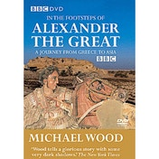 In The Footsteps Of Alexander The Great DVD