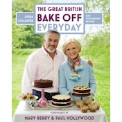 Great British Bake Off: Everyday: Over 100 Foolproof Bakes by Linda Collister (Hardback, 2013)