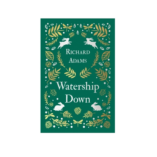 Watership Down: Classic Gift Edition with Ribbon Marker Hardcover - 4 Oct. 2018