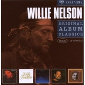 Willie Nelson  - 5 Original Album Classics CD