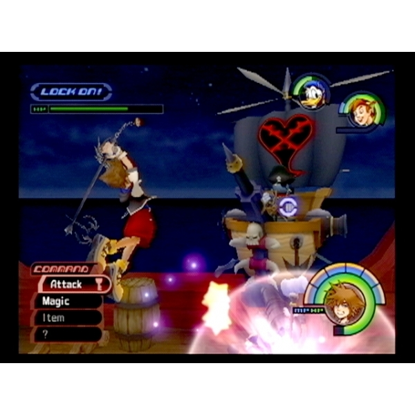 Kingdom Hearts Game PS2 - Image 2