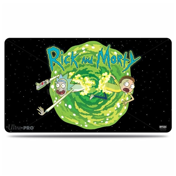 Rick and Morty V2 Playmat