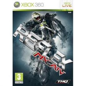 MX vs ATV Reflex Game Xbox 360