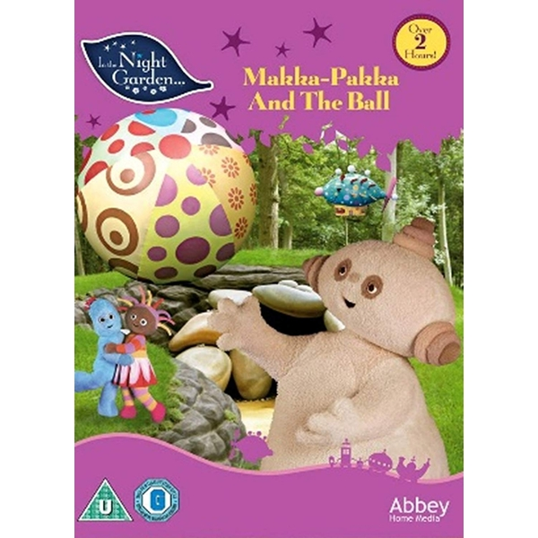 In The Night Garden: Makka Pakka and the Ball DVD