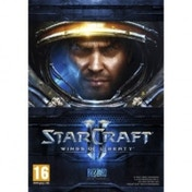 Ex-Display StarCraft II 2 Wings Of Liberty Game PC & MAC Used - Like New
