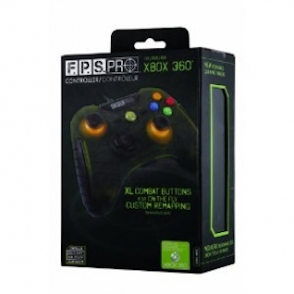 First Person Shooter FPS Pro Controller Xbox 360 - Image 6